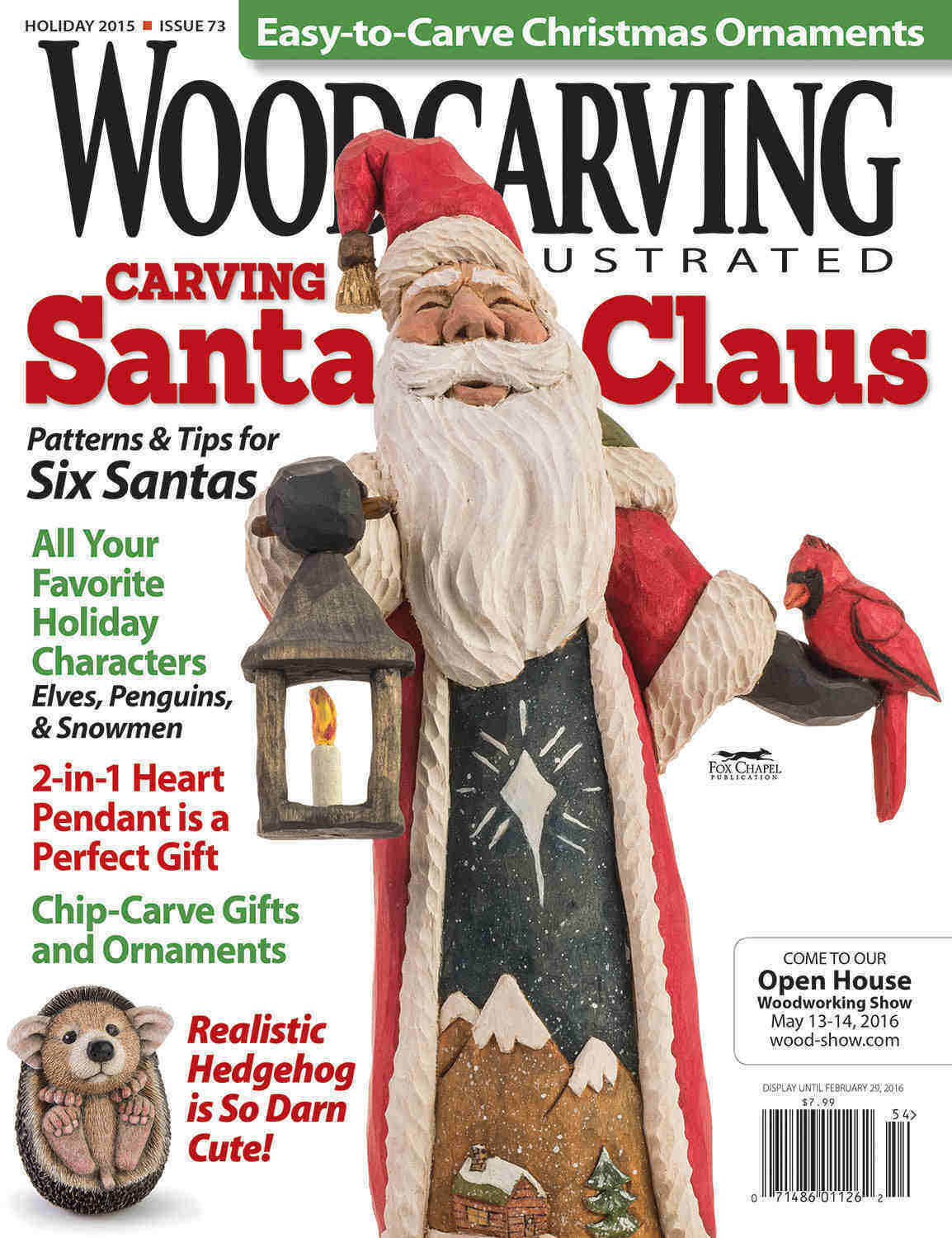 Issue 73-Holiday 2015