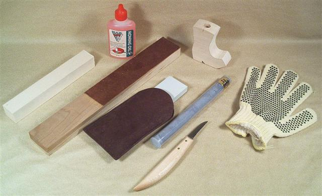 Beginner Basic Carving Set