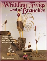 Whittling Twigs & Branches