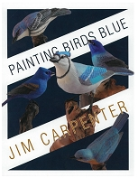 Painting Birds Blue