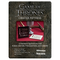 Game of Thrones Coaster Patterns