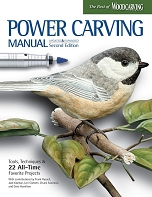 Power Carving Manual (Best of WCI), 2nd Edition