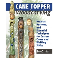 Cane Topper Carving