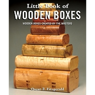 Little Book of Wooden Boxes