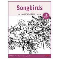 Songbirds Pattern Package