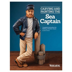 Carving and Painting the Sea Captain