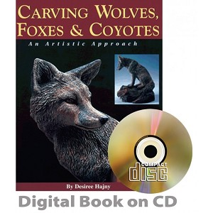 CD-Carving Wolves Foxes and Coyotes