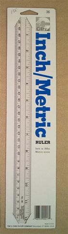 Flexible Ruler 12 inch