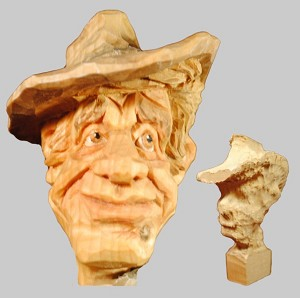 Roughout Treasure Hunter Head Only