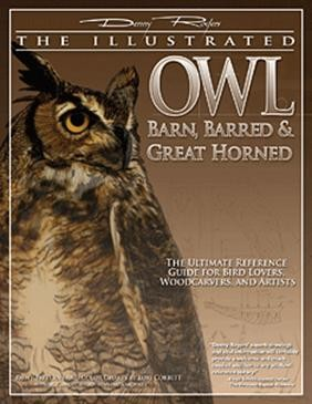 The Illustrated Owl: Barn Barred and Great Horned