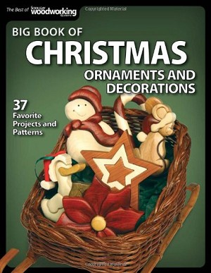 Big Book of Christmas Scroll Saw Ornaments and Decorations