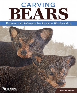 Carving Bears Patterns and Reference for Realistic Woodcarving