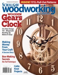 Scroll Saw Woodworking & Crafts - Issue 51 - Summer 2013