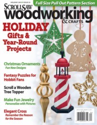 Scroll Saw Woodworking & Crafts - Issue 53 - Holiday 2013