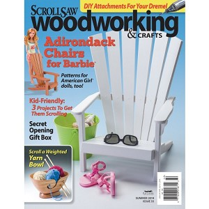 Scrollsaw Woodworking Issue 55 Summer 2014