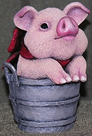 Roughout, Pig-in-a-Pail