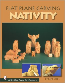 Flat Plane Carving the Nativity