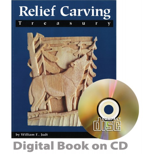 CD-Relief Carving Treasury
