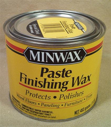 Wax Dark Paste Minwax