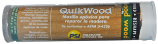 Quickwood Epoxy Putty Stick, Natural, 3.5 inch long