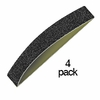 Zona 4 pack sanding bands, 320 Grit