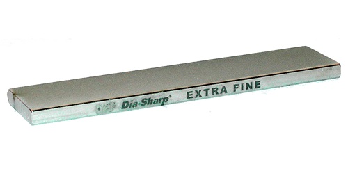 Sharpener, Diamond, Extra Fine, 4 inch