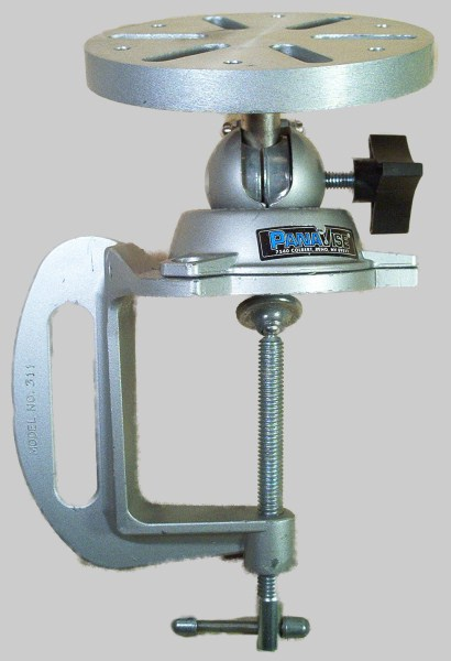 Combination Base Head and Clamp Low Profile