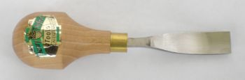 Gouge, Curved Palm, 1/2 inch #3 Sweep, Extra Sharp