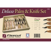 Deluxe Palm and Knife Set, KN700
