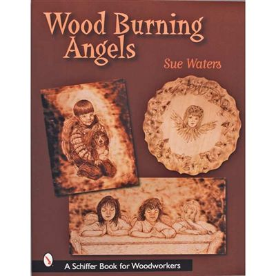 Woodburning Angels