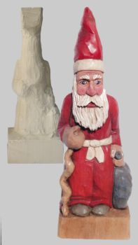 Roughout, Folk Santa