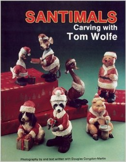Santimals Carving with Tom Wolfe