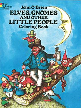 Elves Gnomes and other Little People