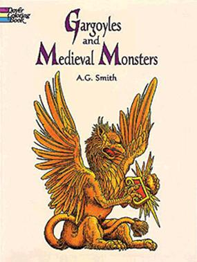 Gargoyles and Midieval Monsters