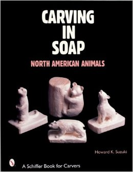 Carving in Soap - North American Animals