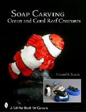 Soap Carving Creatures from the Oceans and Coral Reefs