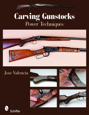 Carving Gunstocks: Power Techniques