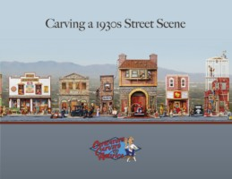 Carving a 1930s Street Scene