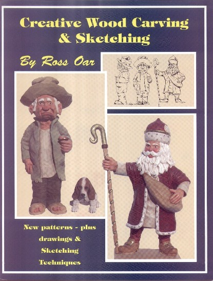 Creative Wood Carving and Sketching