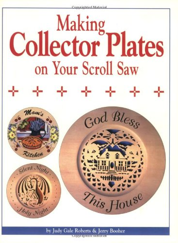 Making Collector Plates On Your Scroll Saw