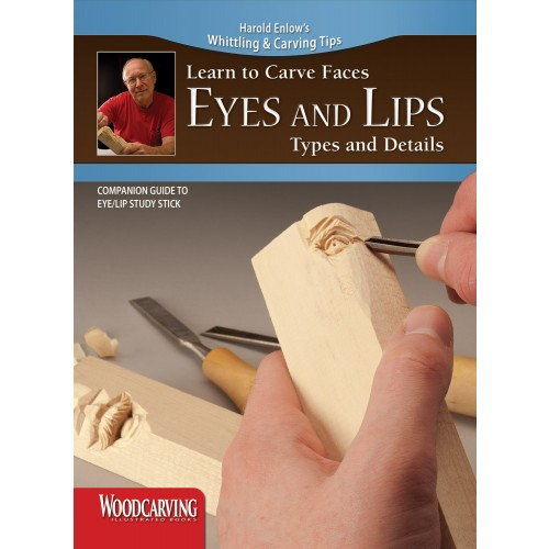 Learn to Carve Faces: Eyes and Lips