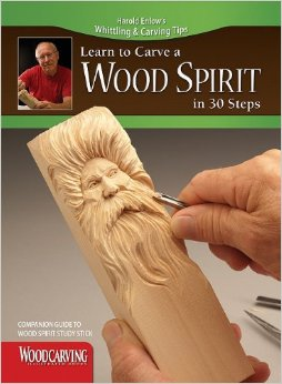 Learn to Carve a Wood Spirit