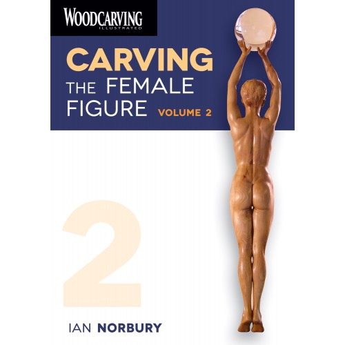 WCI DVD Series: Carving the Female Figure: Volume 2