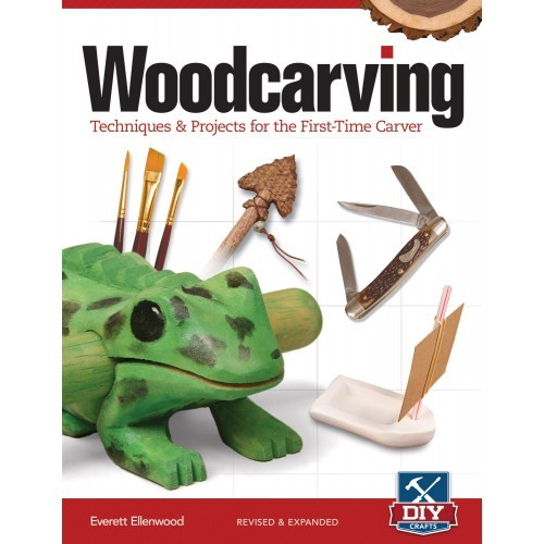 Woodcarving Revised and Expanded