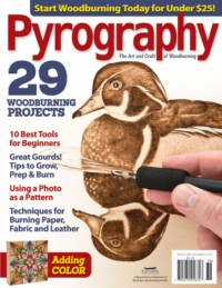 Pyrography Magazine Volume 3 (2013)