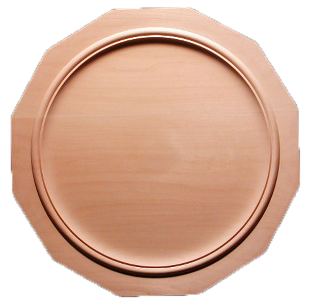 12-Sided Plate