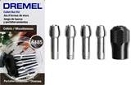 Dremel 4485 Collet and Nut Set, 5 pc
