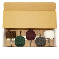 Guinevere® Scuff & Buff Small Balls Set
