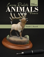 Carving Realistic Animals with Power, 2nd Edition