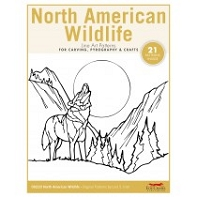 North American Wildlife Carving Patterns